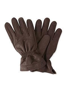 Haggar Leather Gloves