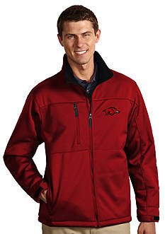 Antigua Arkansas Razorbacks Traverse Jacket