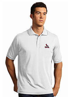 Antigua St Louis Cardinals Elite Polo