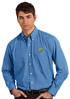 Antigua UCLA Bruins Focus Woven Shirt
