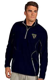 Antigua West Virginia Mountaineers Ice Pullover