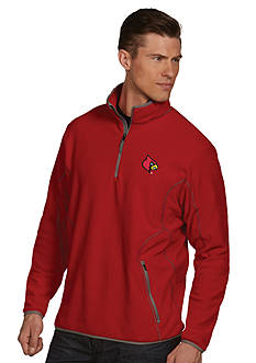 Antigua Louisville Cardinals Ice Pullover