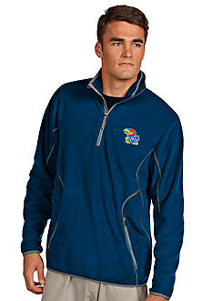 Antigua Kansas Jayhawks Ice Pullover