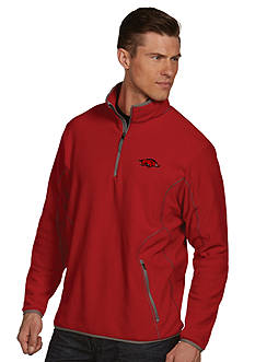 Antigua Arkansas Razorbacks Ice Pullover