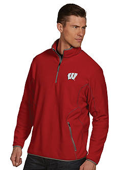 Antigua Wisconsin Badgers Ice Pullover
