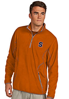 Antigua Syracuse Orange Ice Pullover