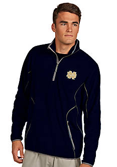 Antigua Notre Dame Fighting Irish Ice Pullover