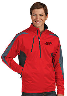 Antigua Arkansas Razorbacks Discover jacket