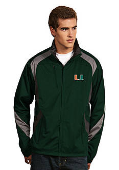 Antigua Miami Hurricanes Tempest Jacket