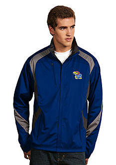 Antigua Kansas Jayhawks Tempest Jacket