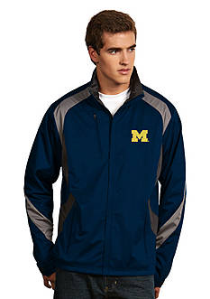 Antigua Michigan Wolverines Tempest Jacket
