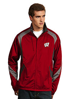 Antigua Wisconsin Badgers Tempest Jacket
