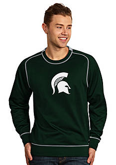 Antigua Michigan State Spartans Applique Men's Volt Pullover