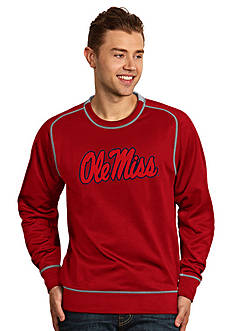 Antigua Ole Miss Rebels Applique Men's Volt Pullover