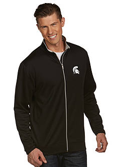 Antigua Michigan State Spartans Leader Jacket
