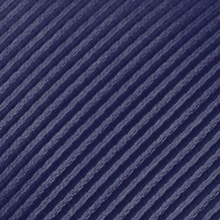 Young Men: Geoffrey Beene Ties: Navy Geoffrey Beene Bias Stripe Tie