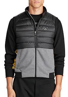 Polo Sport Paneled Full-Zip Vest