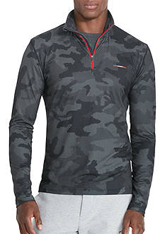 Polo Sport Camo Stretch Jersey Pullover