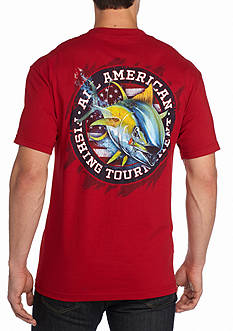 Saddlebred All America Tuna Graphic Tee