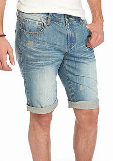 Red Camel Vintage Hipster Denim Shorts