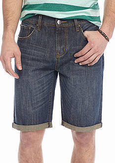 Red Camel Dark Indigo Vintage Jean Shorts
