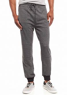 Red Camel Pocket Zip Jogger Pants