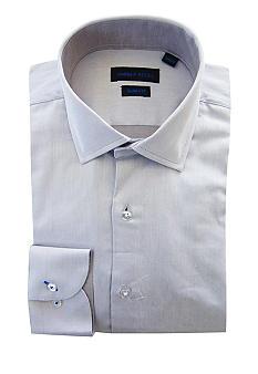 Andrew Fezza Slim Fit Solid Dress Shirt Belk