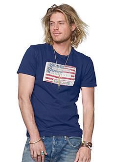Denim & Supply Ralph Lauren Solid Flag T-Shirt