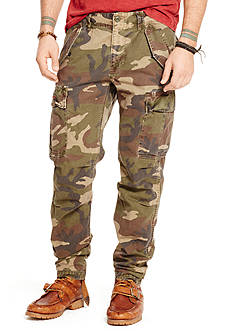 Denim & Supply Ralph Lauren Slim Fit Field Cargo Pants