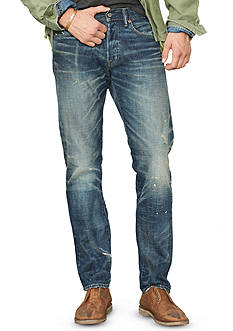 Denim & Supply Ralph Lauren Slim-Fit Alamo Jeans