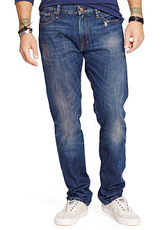 Denim & Supply Ralph Lauren Straight Fit Dark Jeans