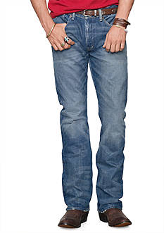 Denim & Supply Ralph Lauren Bootcut Traverse-Wash Jeans