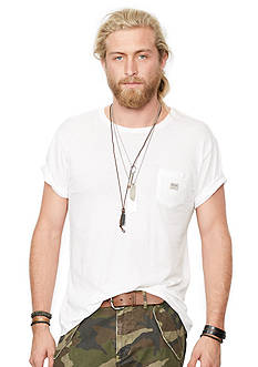 Denim & Supply Ralph Lauren Short Sleeve Pocket T-Shirt