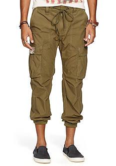 Denim & Supply Ralph Lauren Cargo Jogger Pants