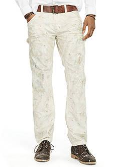 Denim & Supply Ralph Lauren Straight-Fit Jeans