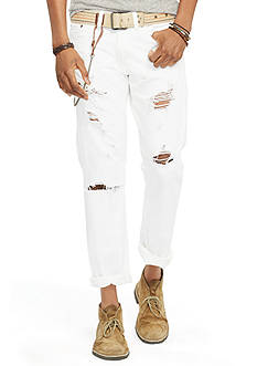 Denim & Supply Ralph Lauren Slim-Fit Coolidge-Wash Jeans