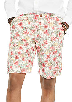 Denim & Supply Ralph Lauren Floral Chino Shorts