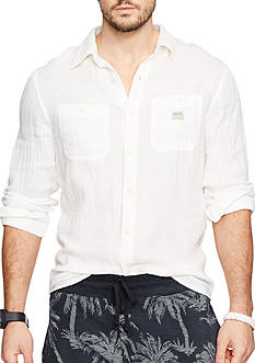 Denim & Supply Ralph Lauren Cotton Shirt