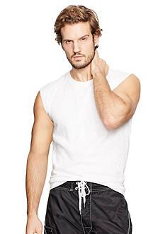 Denim & Supply Ralph Lauren Slub Cotton Jersey Muscle Tee