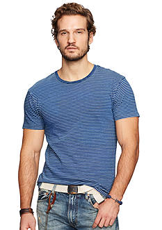 Denim & Supply Ralph Lauren Striped Cotton Jersey Tee