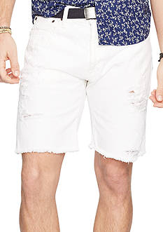 Denim & Supply Ralph Lauren Straight-Fit Denim Shorts