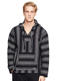 Denim & Supply Ralph Lauren Striped Herringbone Hoodie