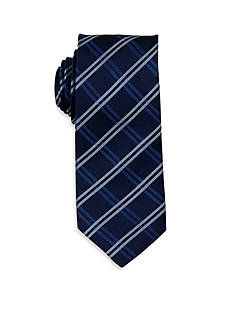 Andrew Fezza Men's Diagonal Print Tie