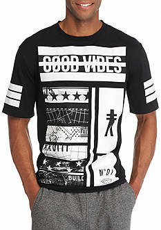 Masterpiece Short Sleeve Good Vibes Graphic Tee