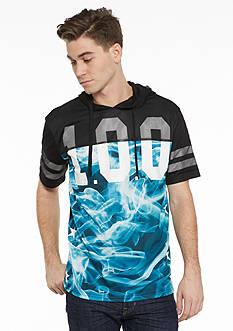 Masterpiece Short Sleeve Smoke 100 Hoodie