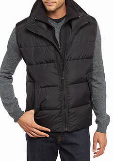 S13 Quilted Matte Vest