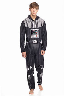 Briefly Stated Men's Union Darth Vader Suit