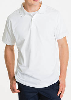 Lee Uniforms Short Sleeve Sport Polo