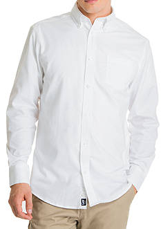 Lee Uniforms Long Sleeve Oxford Shirt