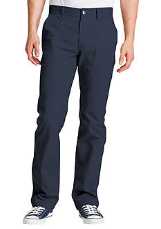 Lee Uniforms Straight Leg College Pants